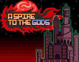 A Spire To The Gods Title Screen