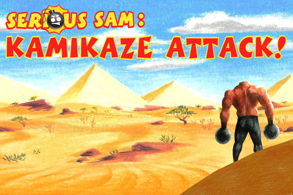 Serious Sam: Kamikaze Attack! Launched On Steam