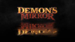 Demon's Mirror Logo