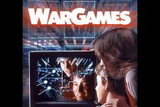 I can finally let the cat out of the bag and reveal what my new project is. It's a game based on the movie WarGames, as in the amazing 1983...