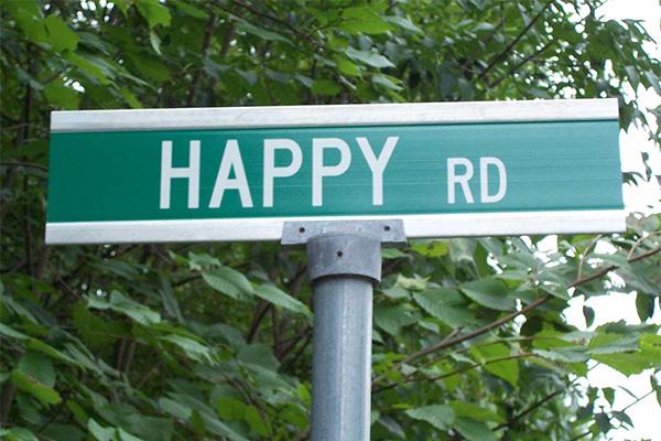 Happiness – 2014 Looks Rosy
